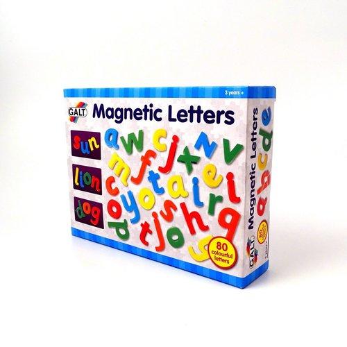 Galt Galt - Magnetische letters - Schrijfletters - 80dlg.