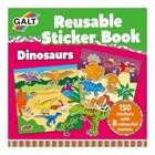 Galt Galt - Boek - Herbruikbare stickers - Dinosaurus avonturen