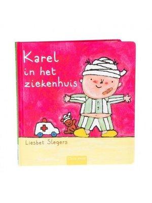 Clavis Boek - Karel in het ziekenhuis