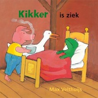 Leopold - Boek - Kikker is ziek