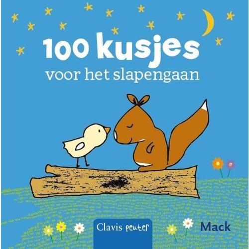 Clavis Clavis - Boek - 100 kusjes voor het slapengaan