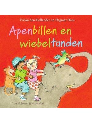 Vivian den Hollander - Boek - Apenbillen en wiebeltanden