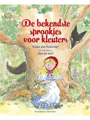 Vivian den Hollander - De bekendste sprookjes voor kleuters