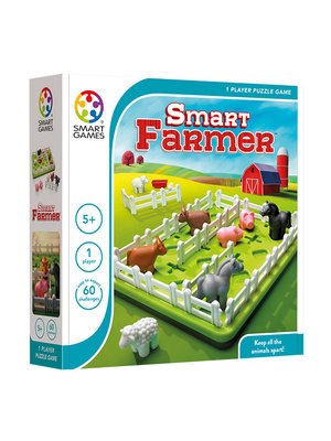 Smartgames Slimme boer - IQ spel - 5+
