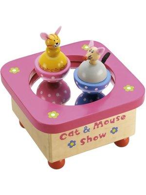 Tidlo Tidlo - Muziek - Speeldoosje - Kat & muis