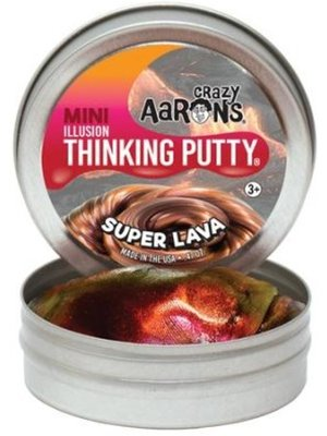 Crazy Aarons Crazy Aarons - Thinking putty - Illusion - Super Lava - Mini