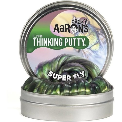 Crazy Aarons Crazy Aarons - Thinking putty - Illusion - Super Fly - Mini