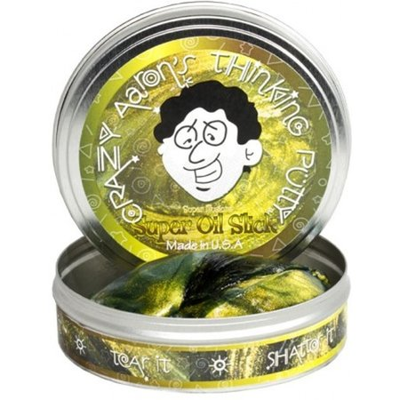 Crazy Aarons Crazy Aarons - Thinking putty - Illusion - Super Oil Slick - Mini