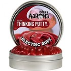 Crazy Aarons Crazy Aarons - Thinking putty - Electric - Electric Ruby - Mini