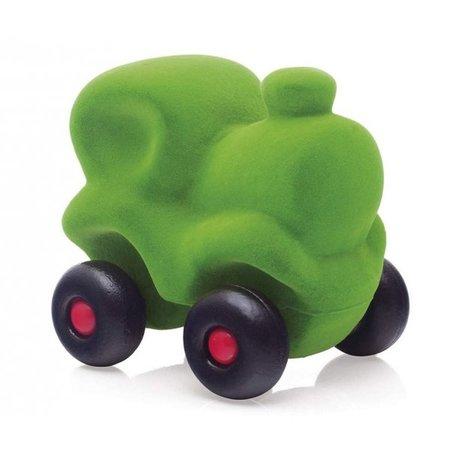 Rubbabu - De kleine tjoeketjoeke trein - Groen