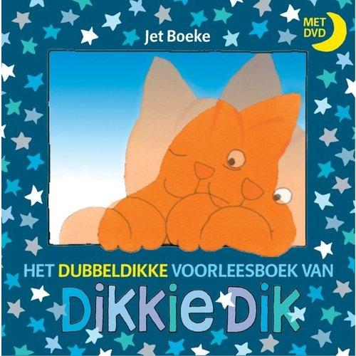 Gottmer Boek - Het dubbeldikke voorleesboek van Dikkie Dik - Met DVD