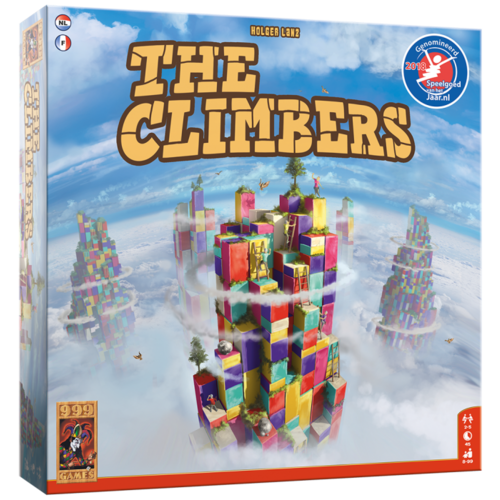 999 Games 999 Games - The Climbers - 8+