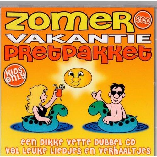 Benjamin - CD - Zomervakantie pretpakket - 2cd's