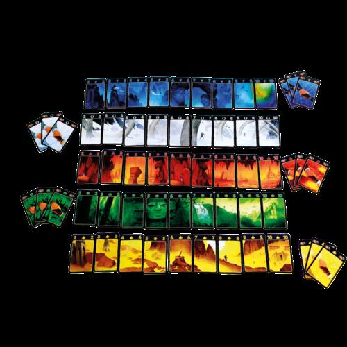 999 Games Kaartspel - Lost Cities - 10+