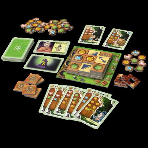 999 Games Bordspel - Gingerbread House - 8+