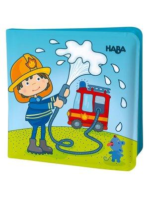 Haba Haba - Boek - Badboek - Brandweer
