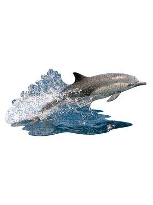 Puzzel - Dolfijn - 102x48cm - 100st.