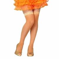 Atosa - Stay up kousen - Oranje - Net