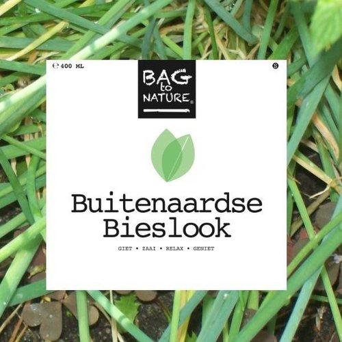 Bag to nature - Moestuintje - Buitenaardse bieslook