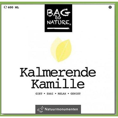 Bag to nature - Moestuintje - Kalmerende kamille