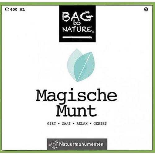 Bag to nature - Moestuintje - Magische munt