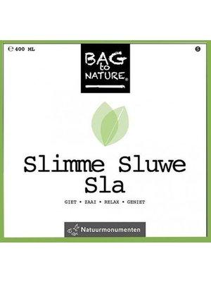 Bag to nature - Moestuintje - Slimme sluwe sla