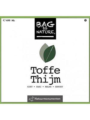 Bag to nature - Moestuintje - Toffe thijm