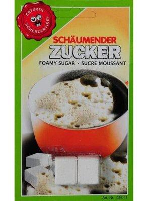 Bladwijzer Sanroma - Fopartikel - Schuimend suiker