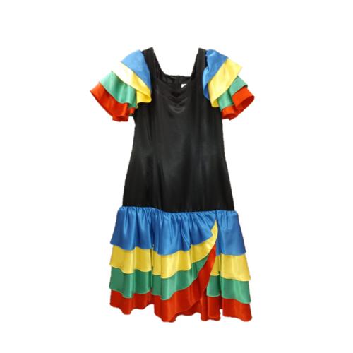 1234feest 1234feest - Kostuum - Jurk - Rio - S/M