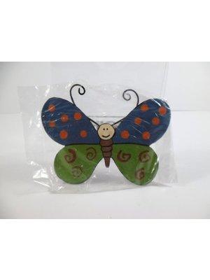 Bladwijzer Magneet - Vlinder