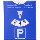 Bladwijzer Bladwijzer - Parkeerschijf / parkeerkaart - Zacht