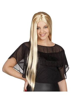 Boland Boland - Pruik - Charming - Lang - Blond