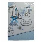 Card Xpress Card Xpress - Kaart - 25 Jaar getrouwd