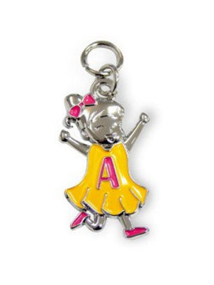 Charms for you Charms for you - Bedeltje - A - Meisje