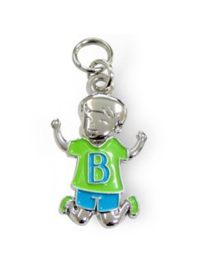 Charms for you Charms for you - Bedeltje - B - Jongen