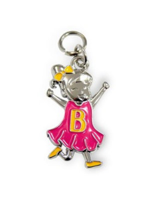 Charms for you Charms for you - Bedeltje - B - Meisje