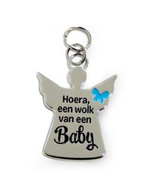 Charms for you Bedeltje - Baby - Charms for you