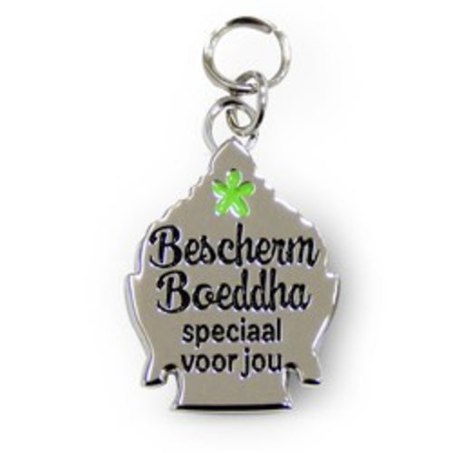 Charms for you Bedeltje - Beschermboeddha - Charms for you