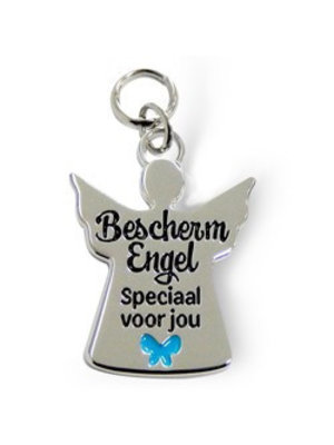 Charms for you Bedeltje - Beschermengel - Charms for you