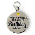 Charms for you Charms for you - Bedeltje - Birthday