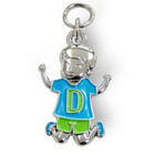 Charms for you Charms for you - Bedeltje - D - Jongen