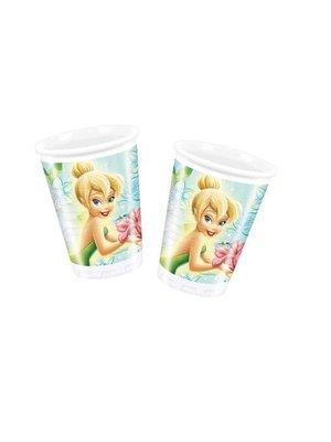 Disney Disney - Bekers - Tinkerbell - Plastic - 8st.