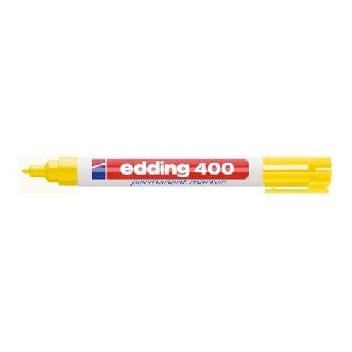 Edding Stift - Permanent marker - 400 - Geel