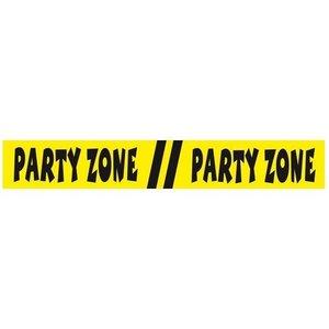 Folat Folat - Afzetlint - Party Zone - 15m