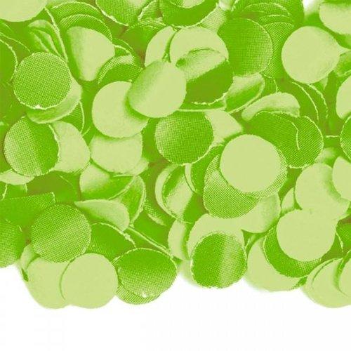 Folat Confetti - Limegroen - 100 Gram