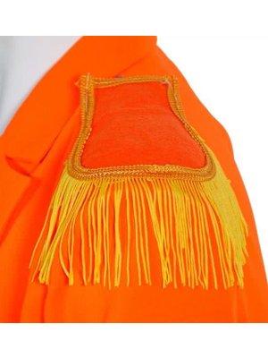 Folat Epauletten - Oranje - 2st.**