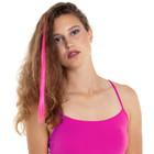 Folat Folat - Hairextension - Neon roze