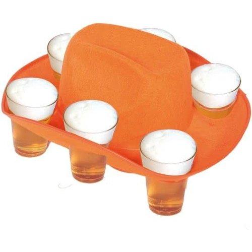 Folat Folat - Hoed - Hoedje bier - Oranje