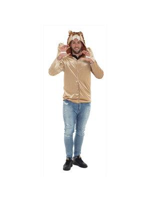 Folat Folat - Kostuum - Dierenjas - Leeuw - M/L