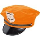 Folat Folat - Hoed - Pet - Special police - Oranje